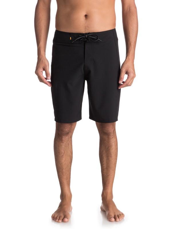 0 Waterman Makana Boardshorts Black EQMBS03032 Quiksilver