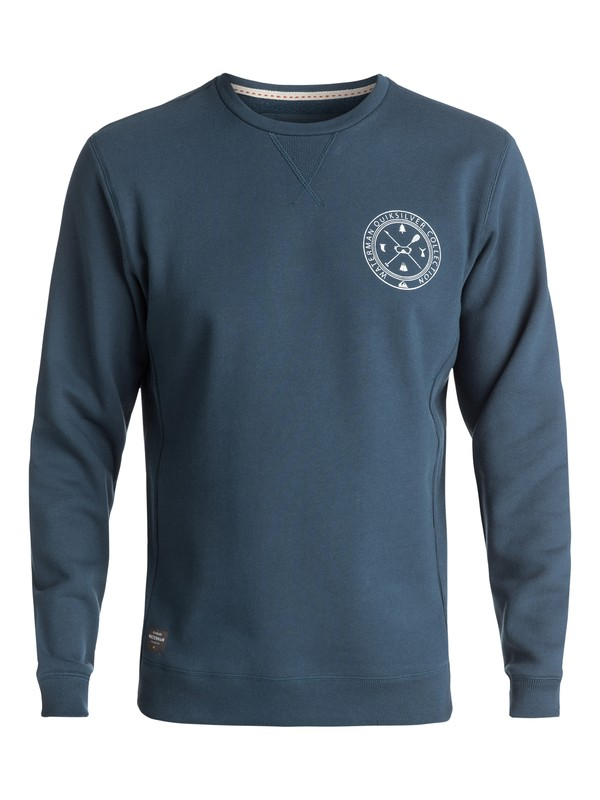 0 Waterman Pop The Bell - Sweat  EQMFT03005 Quiksilver