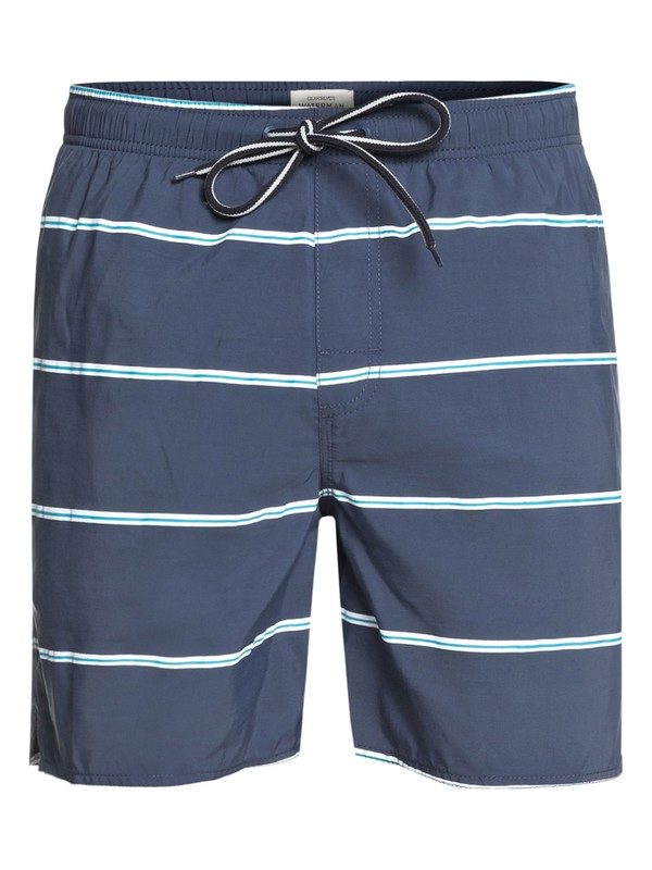 0 Waterman Overboard Volley Boardshorts Blue EQMJV03028 Quiksilver