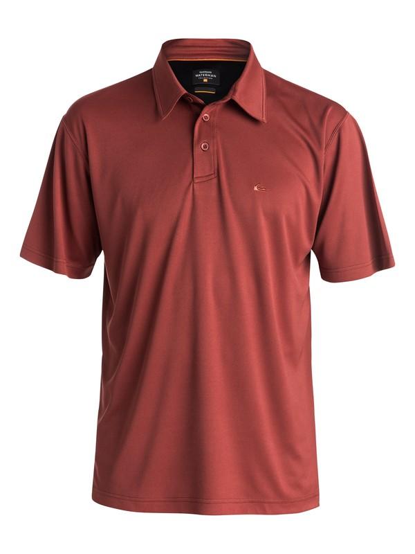 0 Waterman Water Polo Polo Shirt  EQMKT03006 Quiksilver