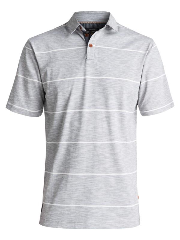 0 Waterman Resident - Camiseta Tipo Polo Blanco EQMKT03007 Quiksilver
