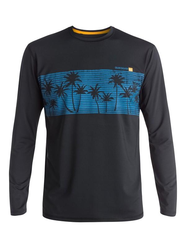 0 Mens Chill Long Sleeve Rashguard  EQMWR03001 Quiksilver
