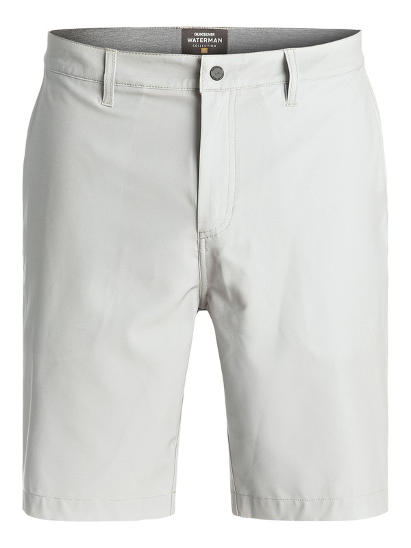 "0 Waterman Striker 20"" Amphibian Shorts Grey EQMWS03009 Quiksilver"