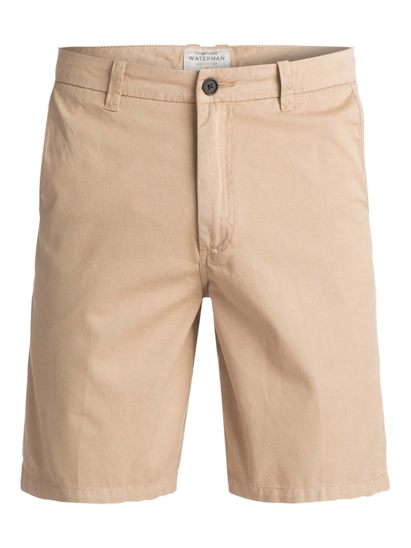 0 Waterman Down Under Shorts Brown EQMWS03014 Quiksilver