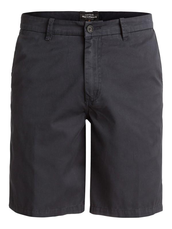 0 Waterman Down Under Shorts Black EQMWS03014 Quiksilver