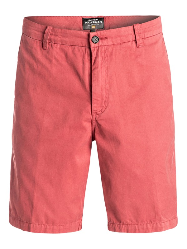 0 Waterman Down Under Shorts Red EQMWS03014 Quiksilver