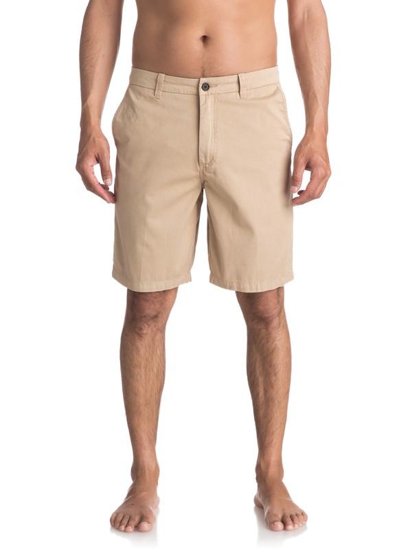 0 Waterman Down Under Shorts Brown EQMWS03014 Quiksilver