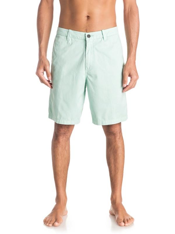 0 Waterman Down Under Shorts Green EQMWS03014 Quiksilver