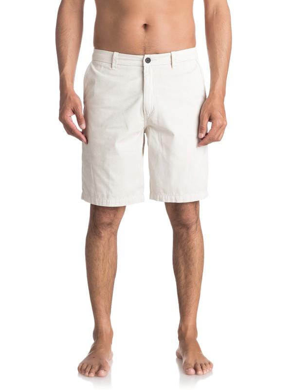 0 Waterman Down Under Shorts White EQMWS03014 Quiksilver