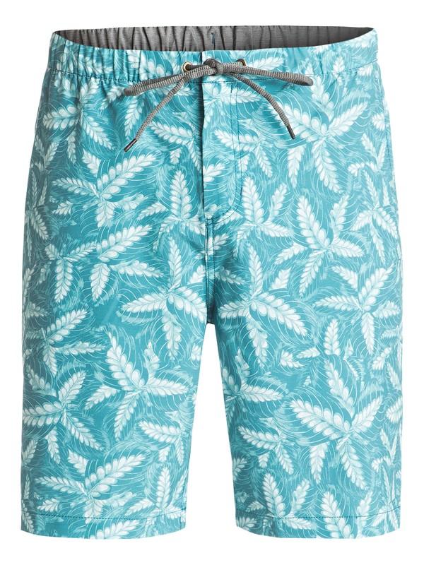 "0 Waterman Arrowroots 19"" Amphibian Shorts  EQMWS03017 Quiksilver"