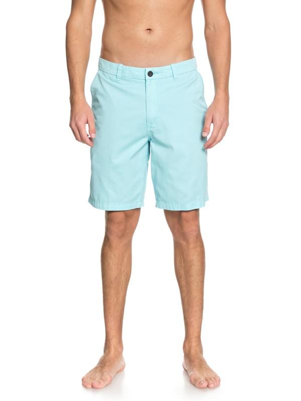 "0 Waterman Secret Seas 20"" - Shorts Blue EQMWS03073 Quiksilver"
