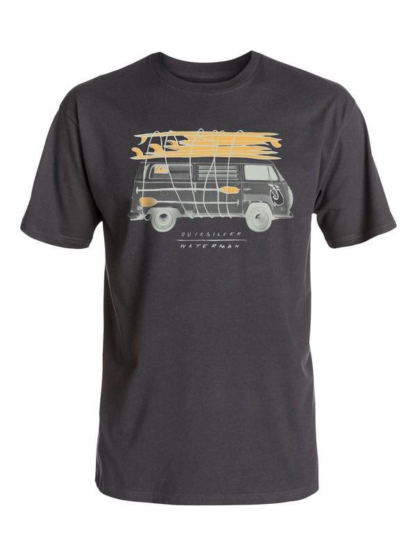 0 Waterman All In - Tee-Shirt  EQMZT03015 Quiksilver