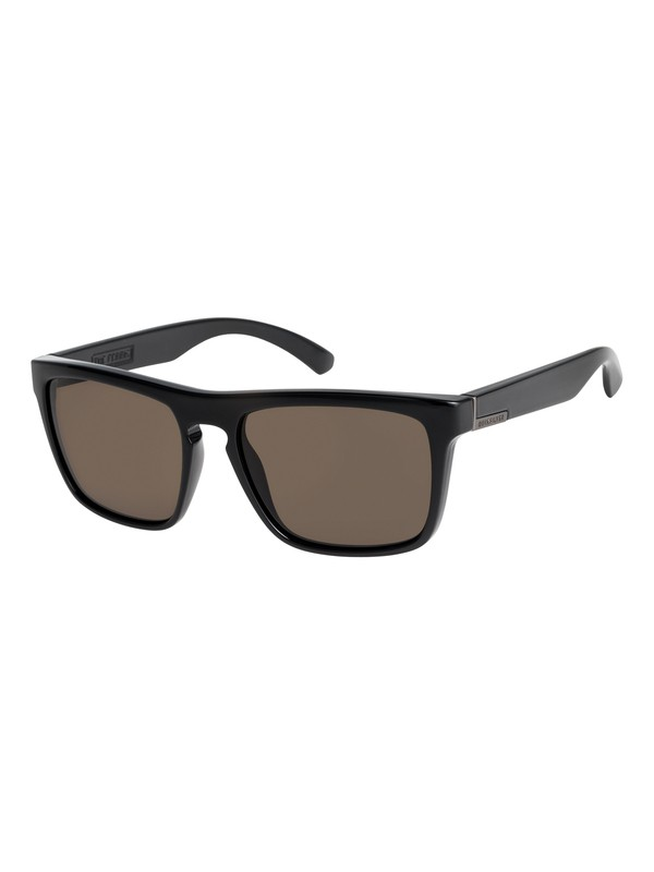 0 The Ferris - Sunglasses Black EQS1127 Quiksilver