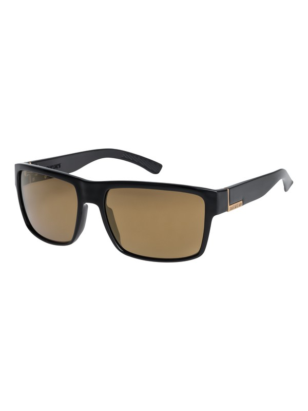 0 Ridgemont - Sunglasses Black EQS1177 Quiksilver
