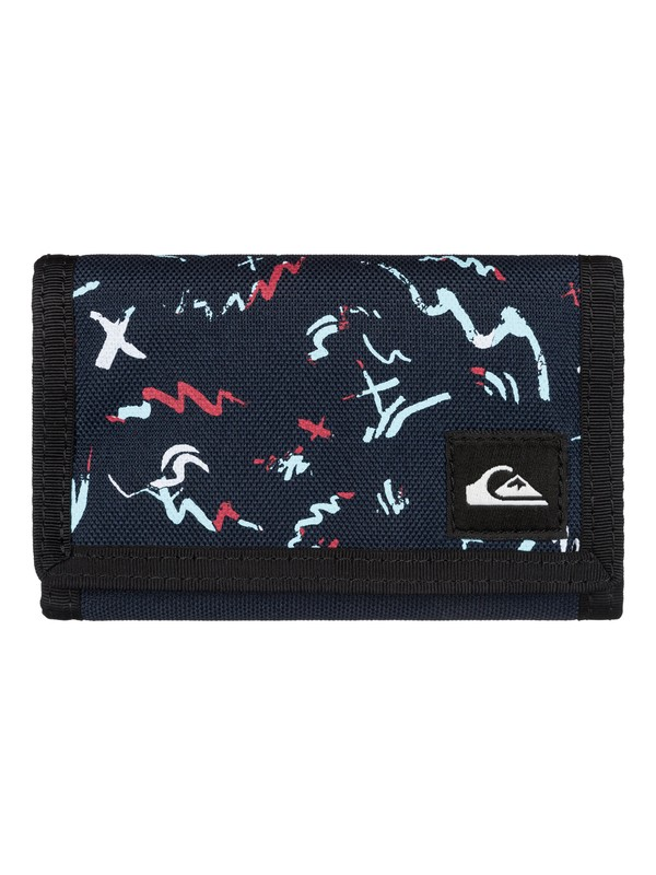 0 Ramble On Wallet  EQYAA03033 Quiksilver