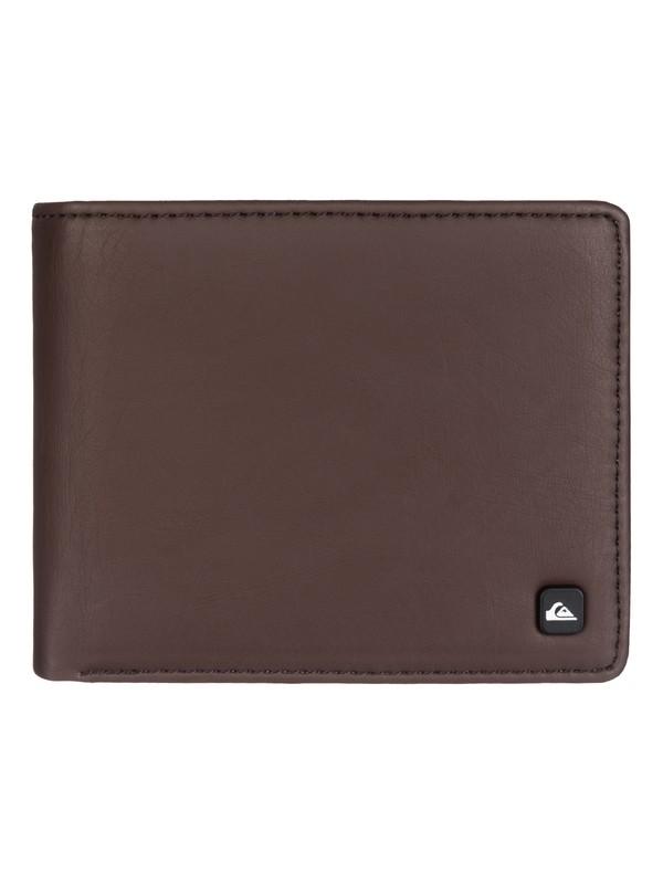 0 Slimmer Wallet  EQYAA03036 Quiksilver