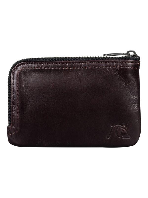 0 Zipped - Portefeuille en cuir  EQYAA03054 Quiksilver