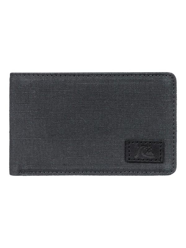 0 Slimmer Cotton Wallet  EQYAA03056 Quiksilver