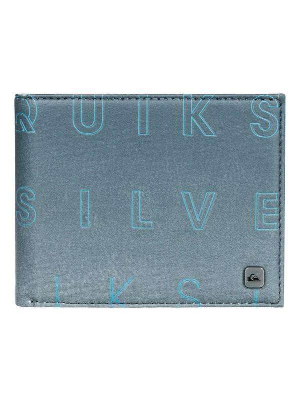 0 Prime Fade Wallet  EQYAA03082 Quiksilver