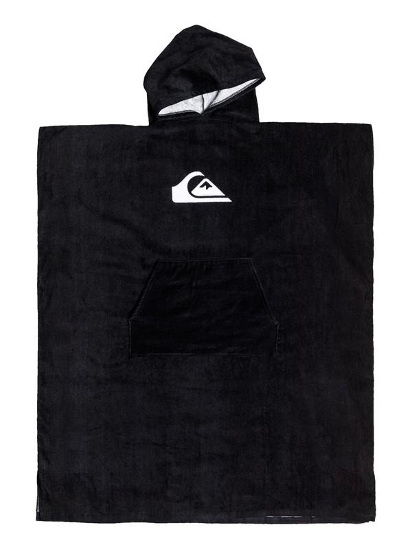 0 Hoody - Serviette Noir EQYAA03092 Quiksilver
