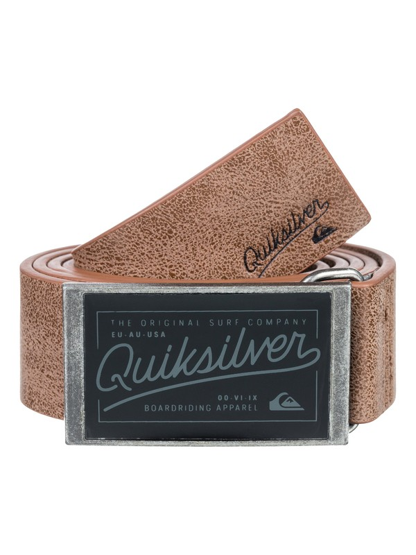 0 Locked In Belt  EQYAA03095 Quiksilver