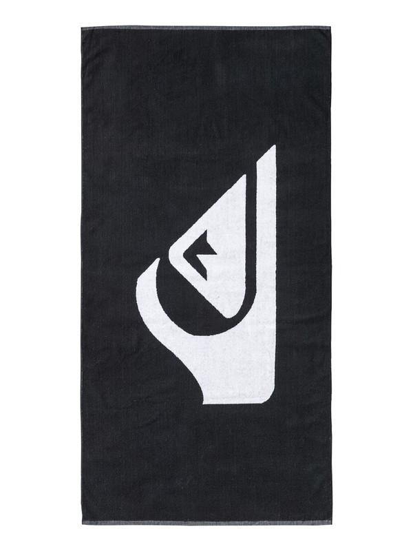 0 Woven Logo - Serviette Noir EQYAA03108 Quiksilver