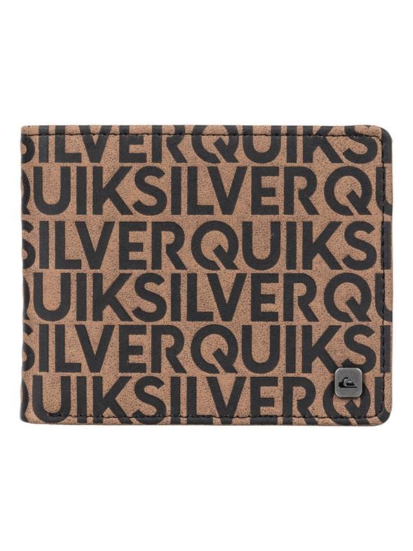 0 Scramble Wallet  EQYAA03153 Quiksilver