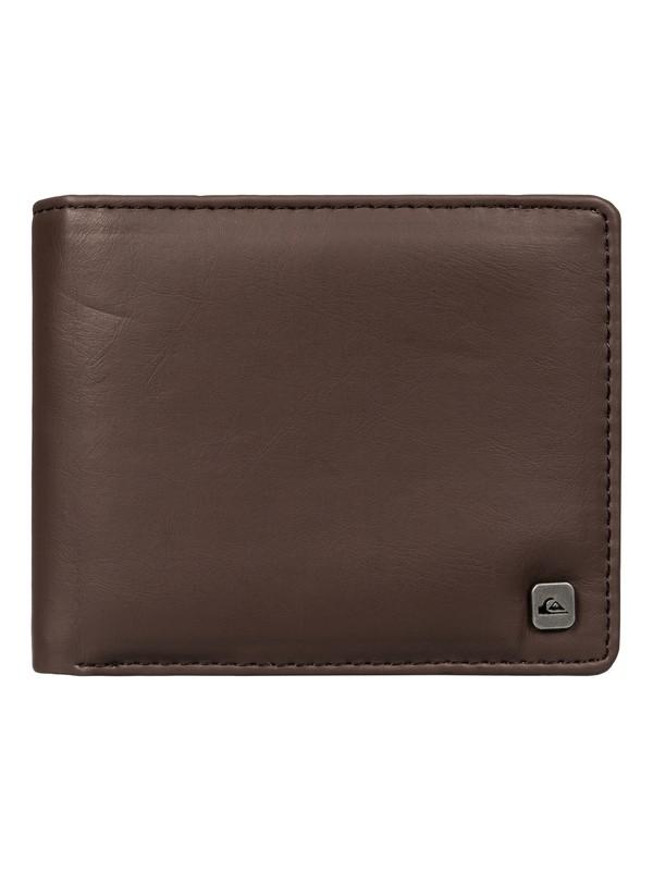 0 Slim Wallet  EQYAA03154 Quiksilver