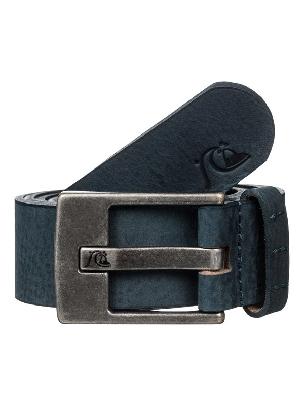 0 Section Leather belt  EQYAA03166 Quiksilver