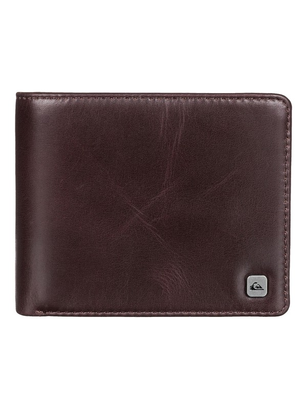 0 Macking Leather Wallet  EQYAA03185 Quiksilver