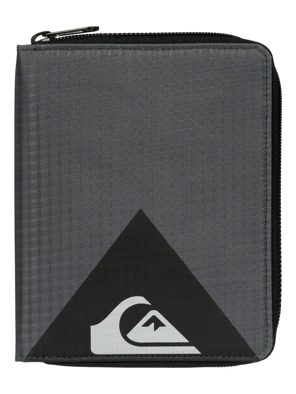 0 Quik Travel Passport Wallet  EQYAA03235 Quiksilver