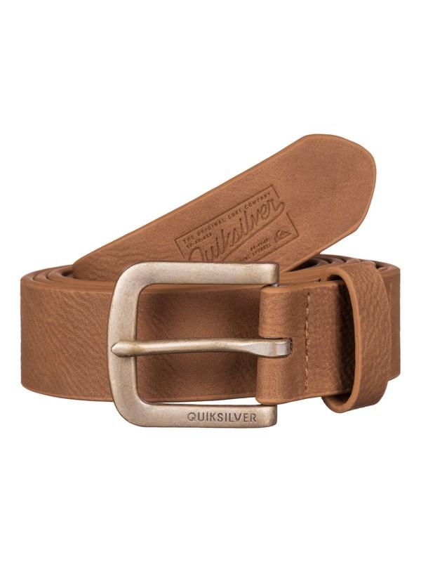 0 The Slim Belt - Ceinture  EQYAA03236 Quiksilver