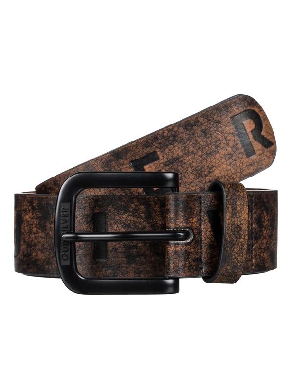 0 Waterman Tracker  PU Belt  EQYAA03255 Quiksilver