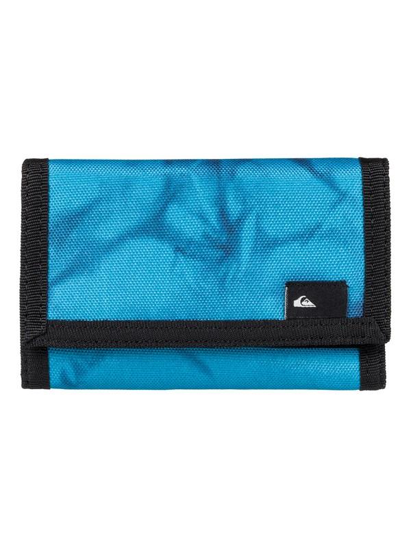 0 Reception - Portefeuille Bleu EQYAA03280 Quiksilver