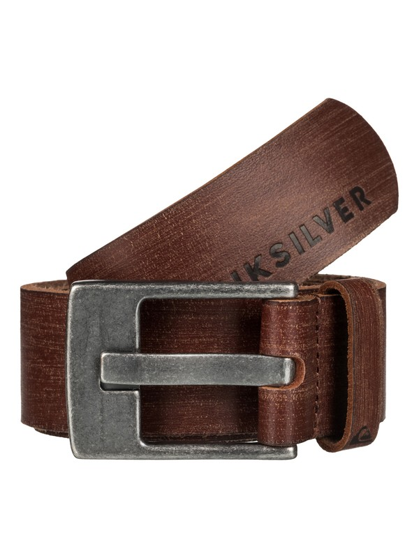 0 Revival Leather Belt  EQYAA03283 Quiksilver