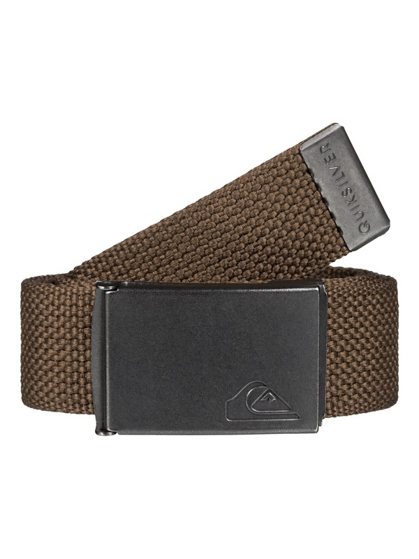 0 Principle - Ceinture sangle Marron EQYAA03289 Quiksilver
