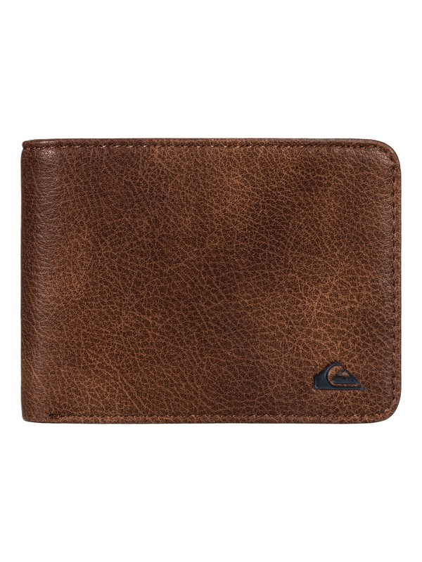 0 Slim Vintage Wallet Brown EQYAA03300 Quiksilver