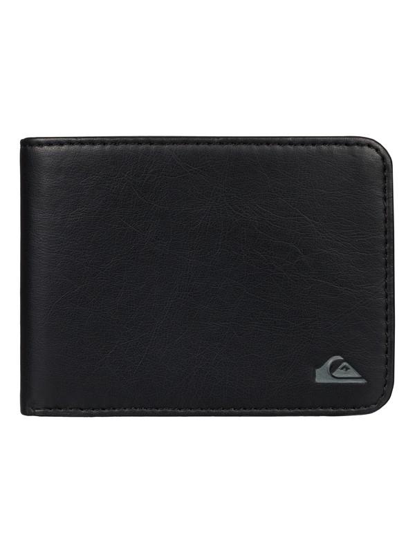 0 Slim Vintage - Portemonnee Black EQYAA03300 Quiksilver