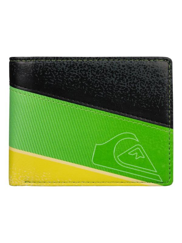 0 Pombos - Portefeuille Vert EQYAA03307 Quiksilver