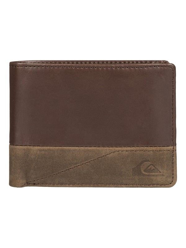0 New Classical - Portefeuille Marron EQYAA03311 Quiksilver
