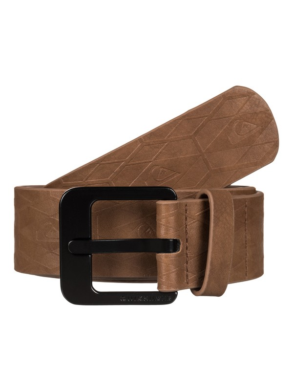 0 Primo I Fake-Leather Belt  EQYAA03386 Quiksilver
