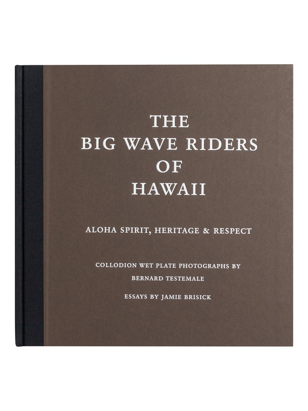 0 The Big Wave Riders Of Hawaii - Livre Noir EQYAA03408 Quiksilver