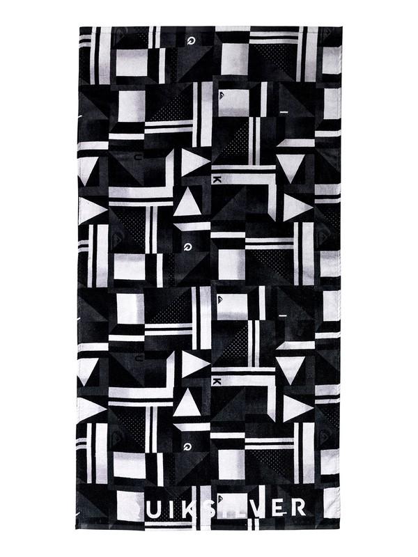 0 Mirro - Beach Towel Black EQYAA03455 Quiksilver