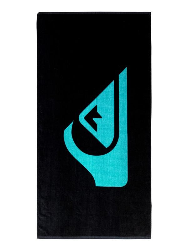 0 Chilling - Beach Towel Black EQYAA03456 Quiksilver