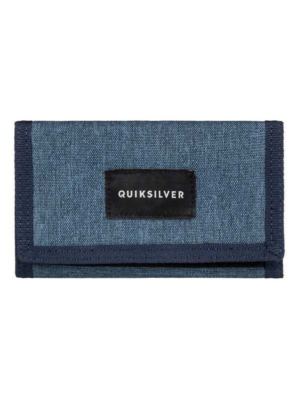 0 Barter - Portefeuille Bleu EQYAA03473 Quiksilver