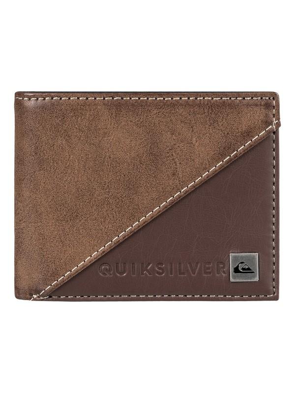 0 Breezeblocks Wallet  EQYAA03490 Quiksilver