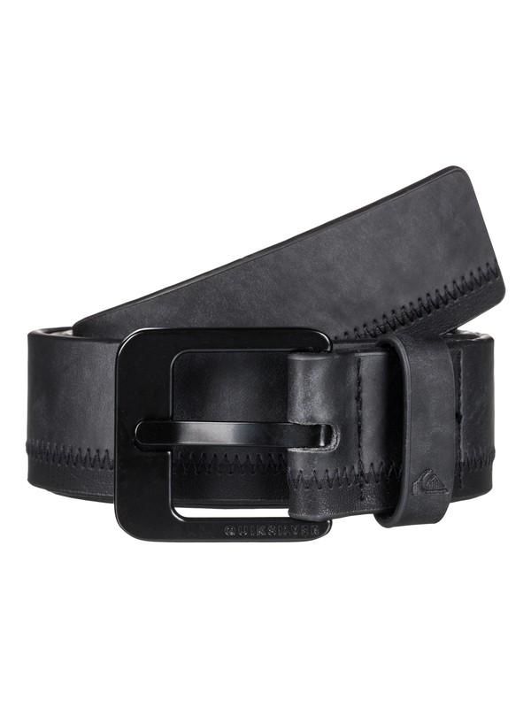 0 Binge Faux-Leather Belt  EQYAA03493 Quiksilver