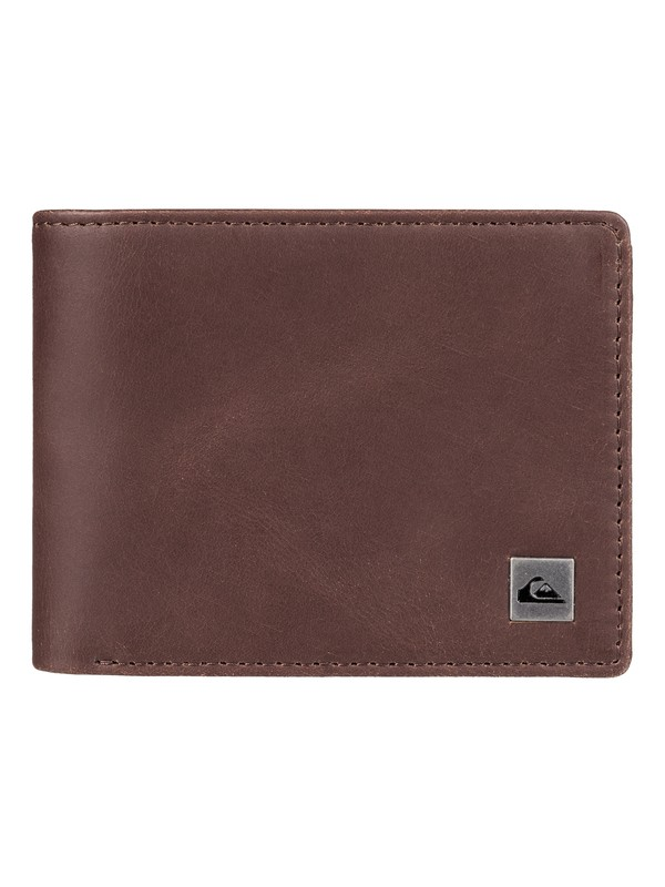 0 Macking Leather Wallet  EQYAA03501 Quiksilver