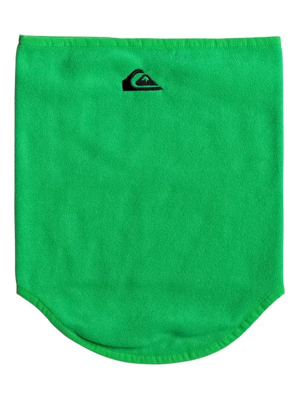 0 Casper - Neck Warmer Green EQYAA03504 Quiksilver