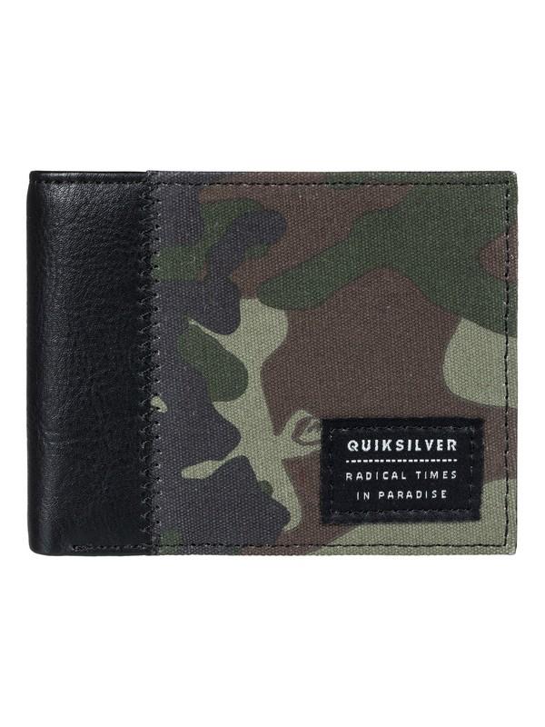 0 Freshness Plus Wallet Beige EQYAA03520 Quiksilver